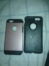 Iphone 6 cases ones a otter box 5 dallors each  Niagara Falls, L2G 7N5