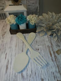 Over seized spoon and fork for the kitchen Delhi charter Township, 48842