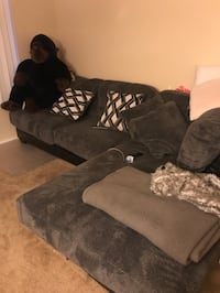 Super comfortable oversized sectional. Very expensive but I'm negotiable thanks ! Scottsdale, 85251