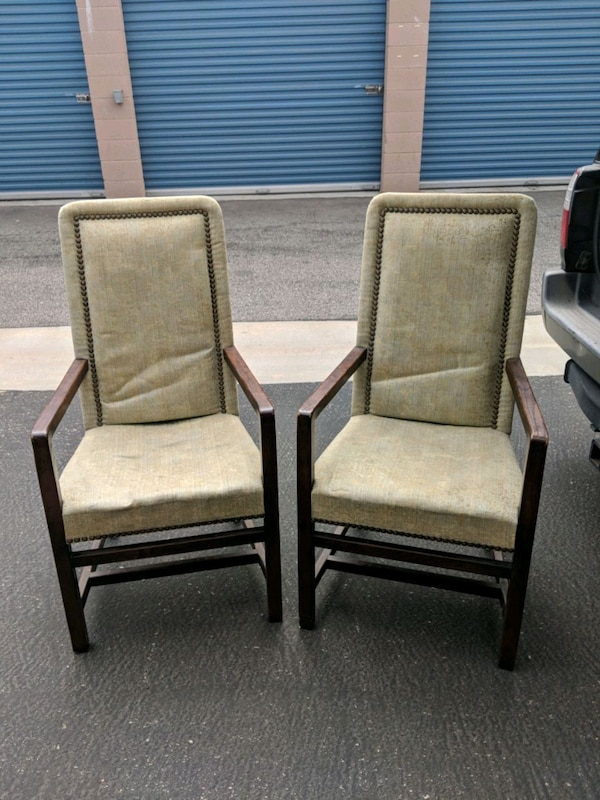 Strange Antique Henredon Tall Back Chairs Inzonedesignstudio Interior Chair Design Inzonedesignstudiocom