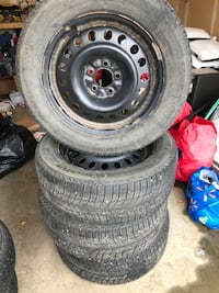 17in winter tires and rims