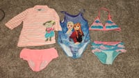 Size 5t swimsuits