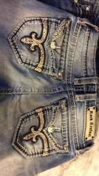 Blue Rock Revival denim pants size 27 Anchorage, 99508
