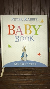 Used Peter Rabbit Curious George And Dr Seuss Baby Book