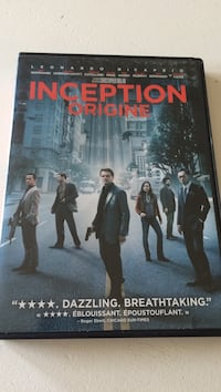 Inception dvd Bowmanville, L1C 2H5