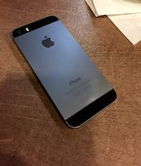Space Grey iPhone 5s (great condition) Whitchurch-Stouffville, L4A 1S4