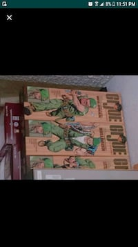 G-I Joe collection Victorville, 92395
