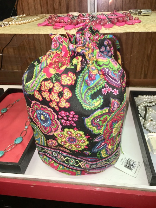 Vera Bradley Ditty Bag New With Tags