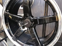 Ipw rims 20x8.5/10 et35 5-114.3 New York