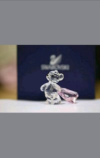 Swarovski Kris Bear Dragging Heart Vaughan, L4L 9S8