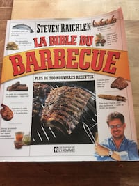 LA bible du barbecue guide book Laval, H7C 1W4