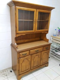 Very nice, clean China cabinet Germantown, 20874