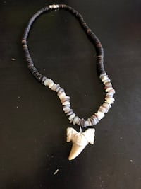 Shark Tooth Necklace Pickering