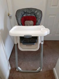 Lightly used Graco high chair.