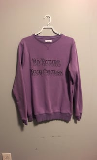 SOULLAND No Future New Culture long sleeve size M Brampton, L7A 3R3