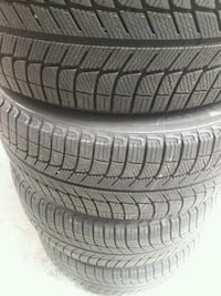 MICHELIN Winter tires X ICE . 235/50/R18 Montreal, H3M 3G3