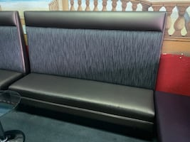 Booth bench