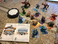 Sky landers video game collection for the wii Germantown, 20874