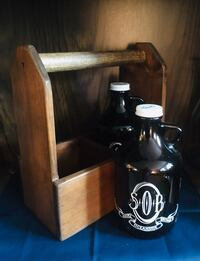 Growler / Kitchen Caddy