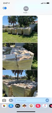 Concrete roof tiles approx 35 squares will consider best offer