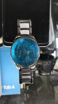 FOSSIL BLUE FACE WATCH  Baltimore, 21217