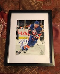 Josh Bailey signed and framed photo  Châteauguay, J6K 2M7