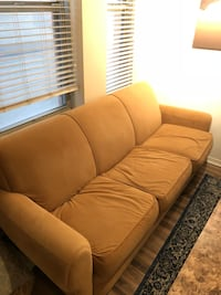 Couch for sale.  Need to get it out TODAY. $100 or best offer! Washington, 20001