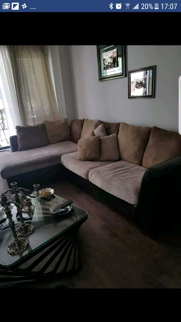 Used Comfy L Couch for sale in Montréal - letgo
