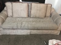 Couches good condition smoke free for all 3 couches Hanford, 93230