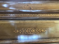 Antique lemon wood cabinet dated at least 130 years old Montréal, H8Y