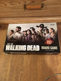 Walking dead board game Milton, L9T 2X6