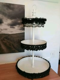 3 Tier Metal stand- weddings, desserts, home decor Toronto, M6G