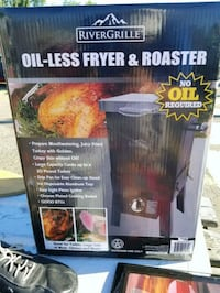Oil Less Roaster and Fryer Toms River, 08753
