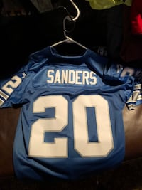 Authentic  Barry Sanders Jersey (Vintage Collection) Oxon Hill, 20745