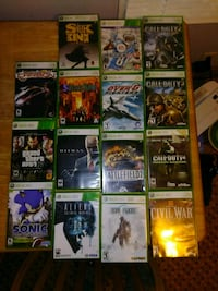 Games with Xbox 360 775 mi