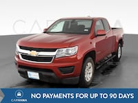 2016 Chevy Chevrolet Colorado Extended Cab pickup LT Pickup 2D 6 ft