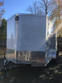 Wells Cargo 14' Enclosed Trailer Silver Spring, 20910