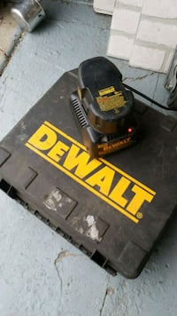 Dewalt used charger, battery and empty case Arlington Heights