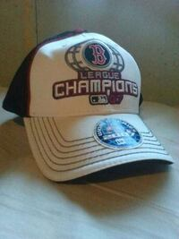 Red Sox 07 League Champions Hat
