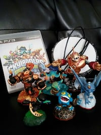 Skylanders Swap Force Sony PS3 game case with toy set Peru, 61354