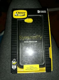black and yellow Otterbox iPhone case Rochester, 03867