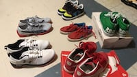 assorted color Nike low top sneakers Pickering, L1V 6P1