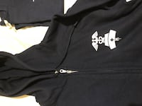 black Under Armour pullover hoodie Port Huron, 48060