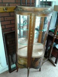 Antique Louis 15th vitrine Feasterville-Trevose, 19053