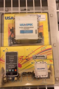 Brand new USA INTERFACE FOR Toyota/ Lexus to connect smart phone etc.