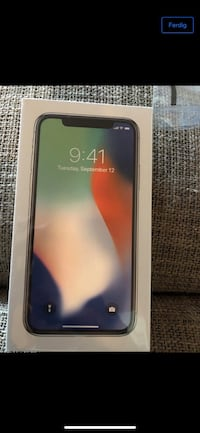 iPhone x 256gb  Oslo, 1281