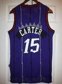 Vince Carter - S, M, L, XL  - New with tags   Hamilton