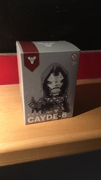 Cayde-6 collectible figurine St Thomas, N5R 6G2