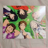 The flower we saw that day あの花 anohana anime poster brand new 亨德森, 89052