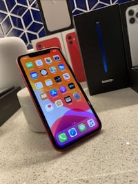 iPhone 11 Red 64GB Unlocked *LIKE NEW* Black Friday Sale!